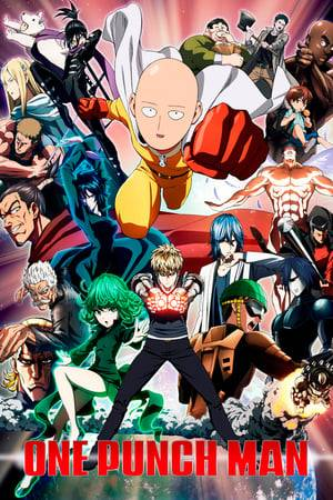 Watch One Punch Man Online