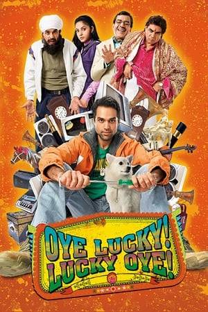 Watch Oye Lucky! Lucky Oye! Online