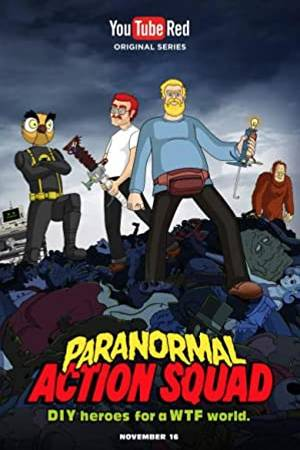Watch Paranormal Action Squad Online