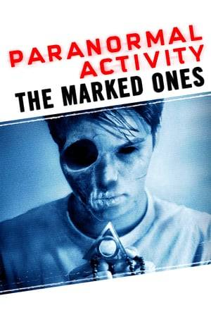 Watch Paranormal Activity: The Marked Ones Online