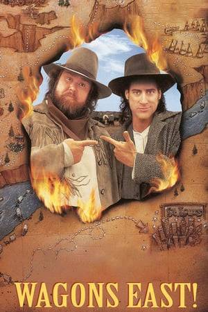 Watch Wagons East! Online