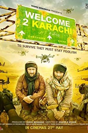 Watch Welcome 2 Karachi Online