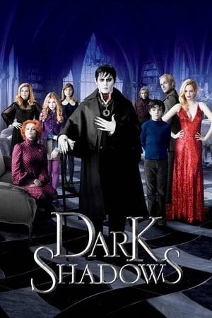 Watch Dark Shadows Online