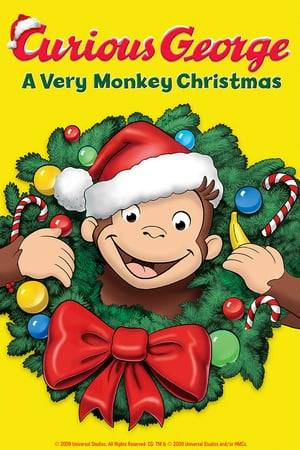 Watch Curious George: A Very Monkey Christmas Online