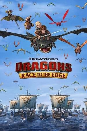 Watch Dragons: Race to the Edge Online