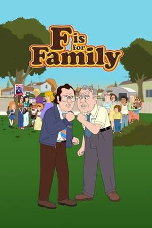 Watch F Is for Family Online