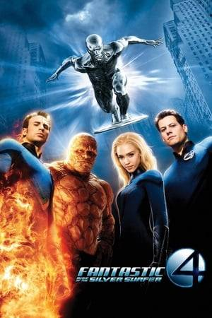 Watch Fantastic Four: Rise of the Silver Surfer Online