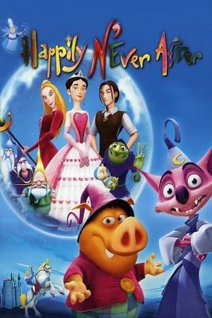 Watch Happily N'Ever After Online