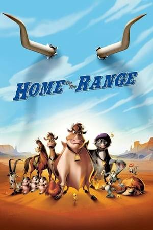 Watch Home on the Range Online