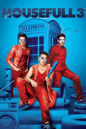 Watch Housefull 3 Online
