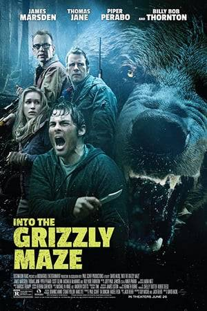 Watch Into the Grizzly Maze Online