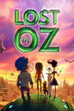 Watch Lost in Oz Online