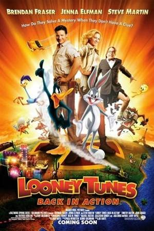 Watch Looney Tunes: Back in Action Online