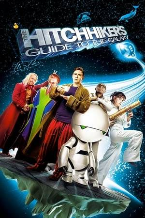 Watch The Hitchhiker's Guide to the Galaxy Online