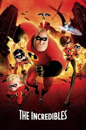Watch The Incredibles Online