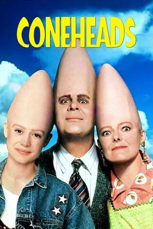 Watch Coneheads Online