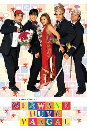 Watch Deewane Huye Paagal Online