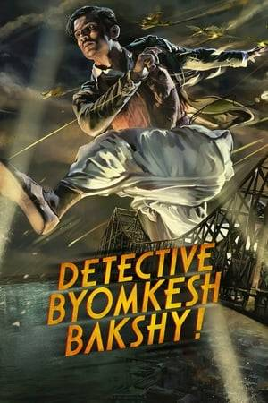 Watch Detective Byomkesh Bakshy! Online