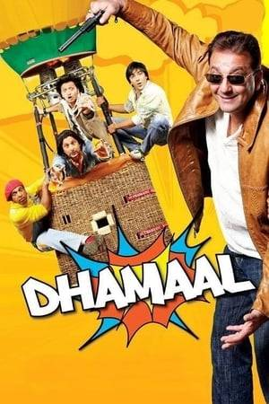Watch Dhamaal Online