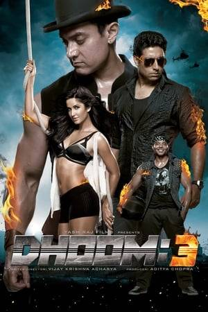 Watch Dhoom 3 Online