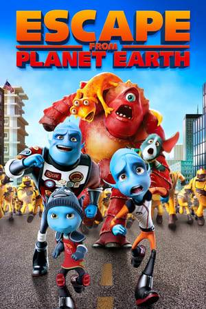 Watch Escape from Planet Earth Online
