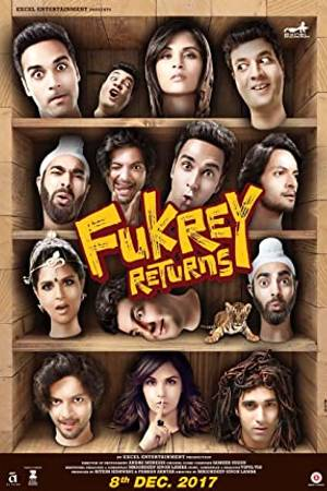 Watch Fukrey Returns Online