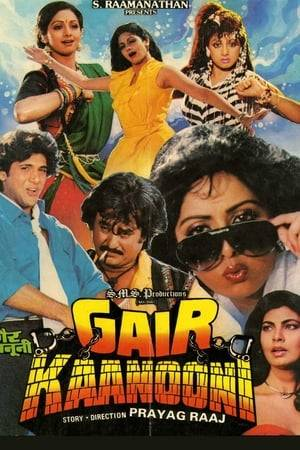 Watch Gair Kanooni Online