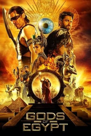 Watch Gods of Egypt Online
