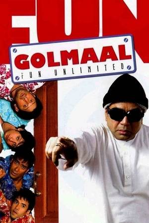 Watch Golmaal - Fun Unlimited Online