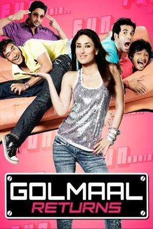 Watch Golmaal Returns Online