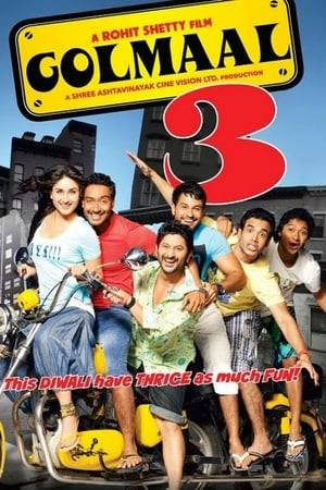 Watch Golmaal 3 Online