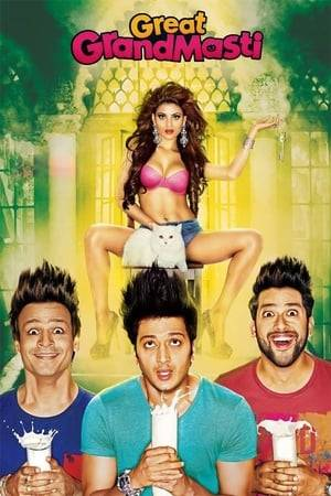 Watch Great Grand Masti Online