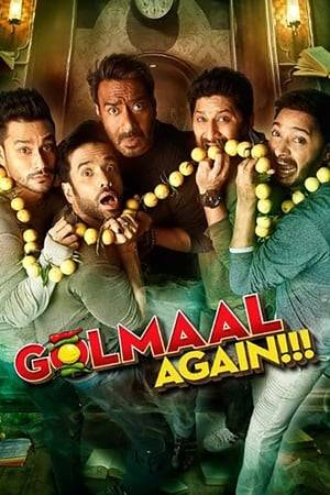 Watch Golmaal Again Online