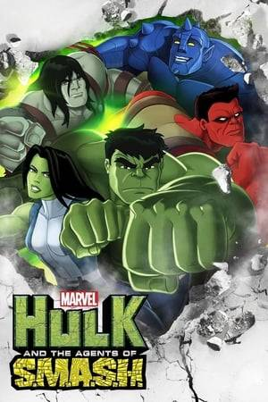Watch Marvel's Hulk and the Agents of S.M.A.S.H Online