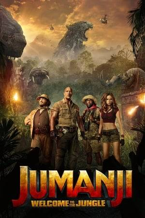Watch Jumanji: Welcome to the Jungle Online