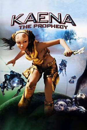 Watch Kaena: The Prophecy Online
