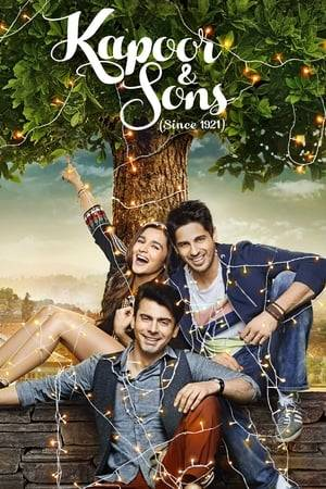 Watch Kapoor & Sons Online