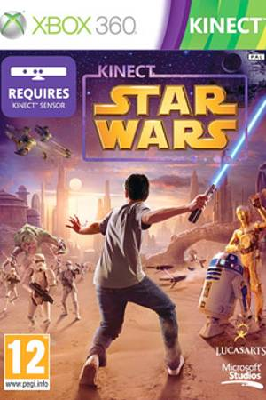 Watch Kinect Star Wars: Duel Online
