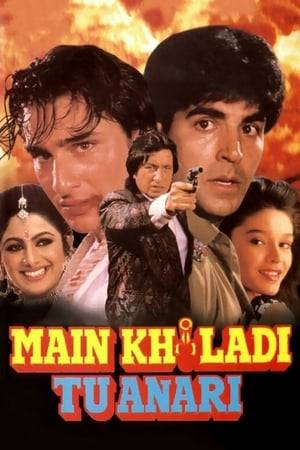 Watch Main Khiladi Tu Anari Online