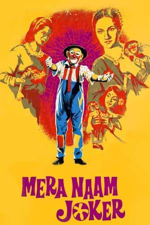 Watch Mera Naam Joker Online