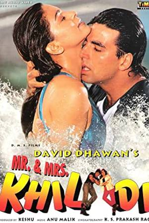 Watch Mr. & Mrs. Khiladi Online