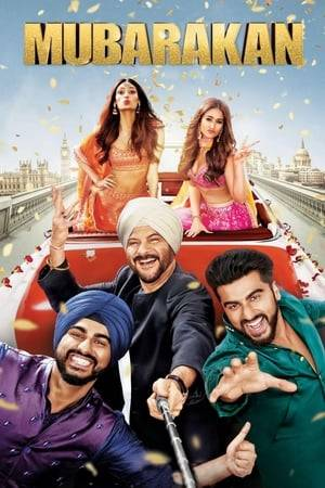 Watch Mubarakan Online