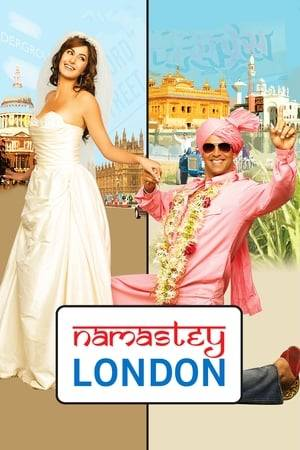 Watch Namastey London Online