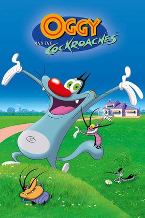 Watch Oggy and the Cockroaches Online