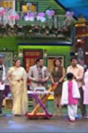 Watch Rocking Govinda in Kapil's Mohalla Online