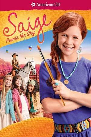Watch An American Girl: Saige Paints the Sky Online