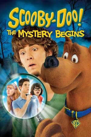Watch Scooby-Doo! The Mystery Begins Online