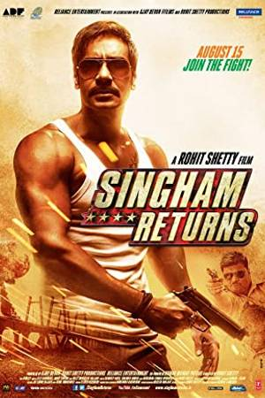 Watch Singham Returns Online