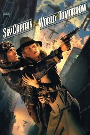 Watch Sky Captain and the World of Tomorrow Online