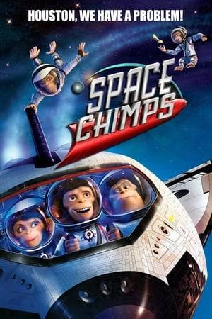 Watch Space Chimps Online